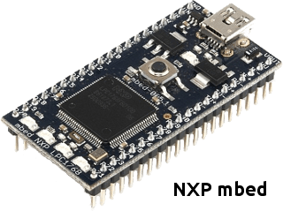 NXP mBed